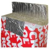 Базальтовая вата фольгированная Rockwool 1000х600х30 (8 штук)
