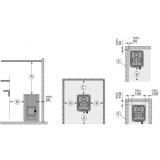 Дровяная печь для бани Harvia 20 SL Boiler